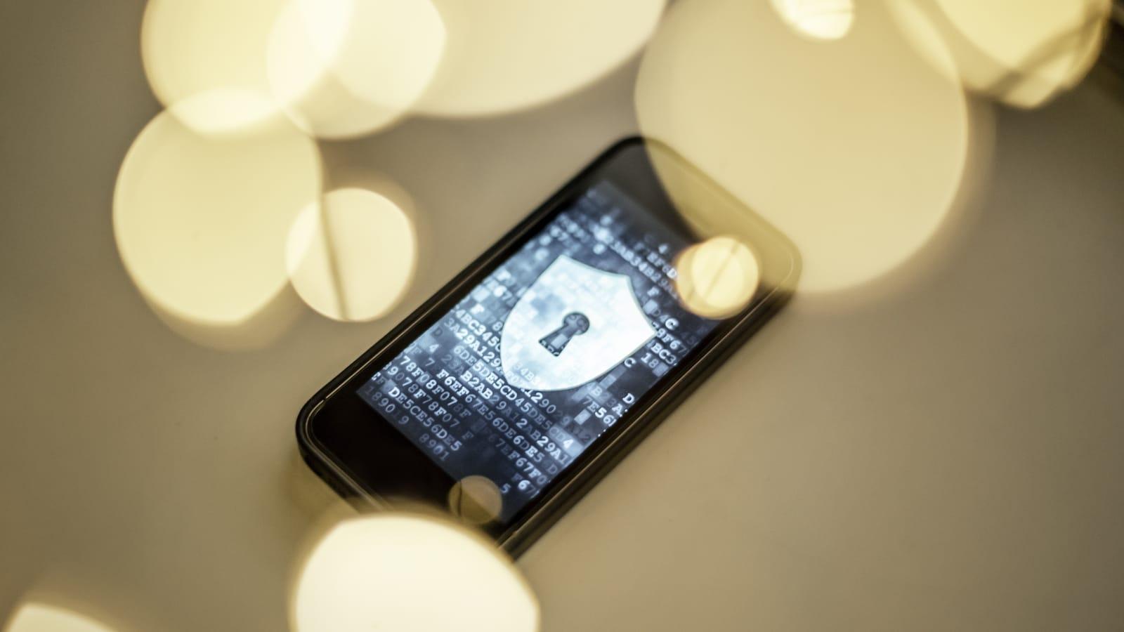 securite smartphone donnees personnelles - Blog SFAM
