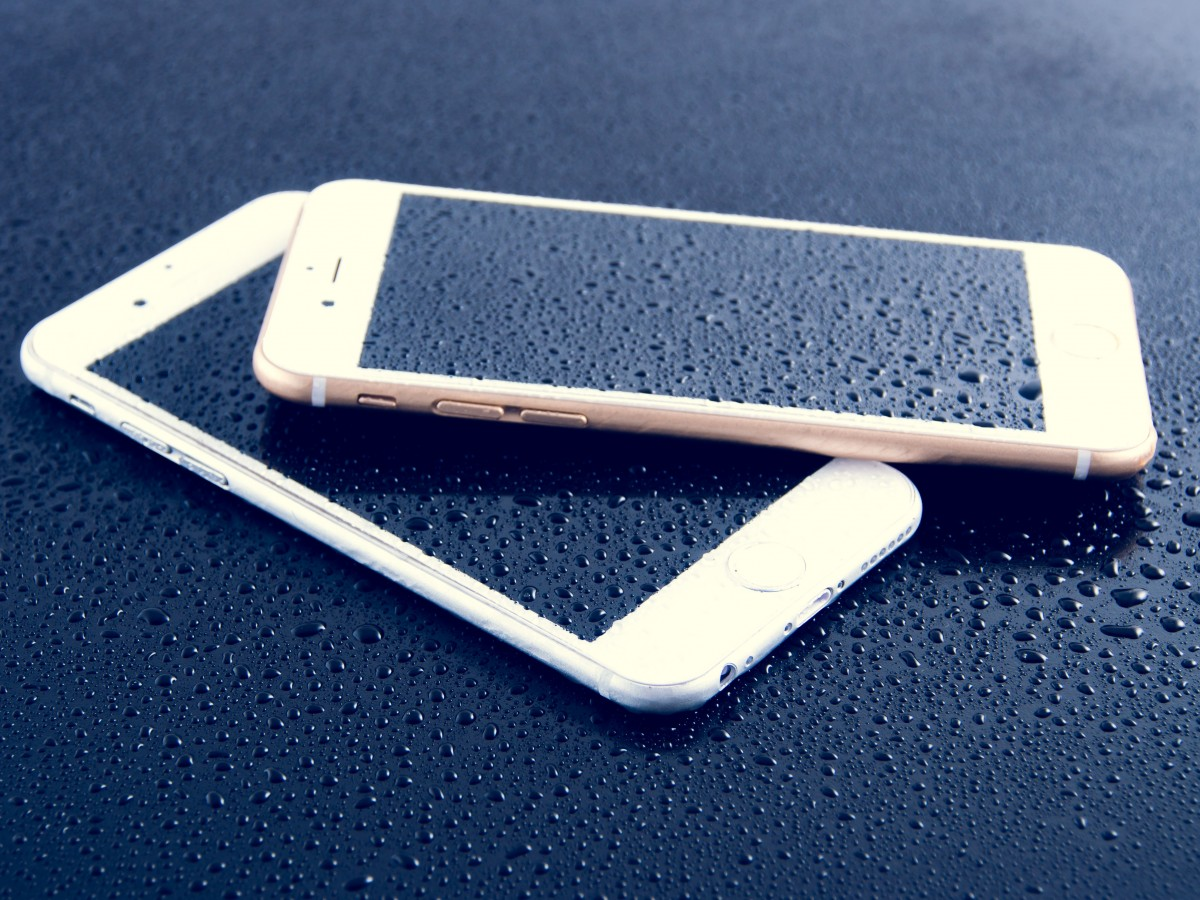 au secours smartphone eau - Blog SFAM