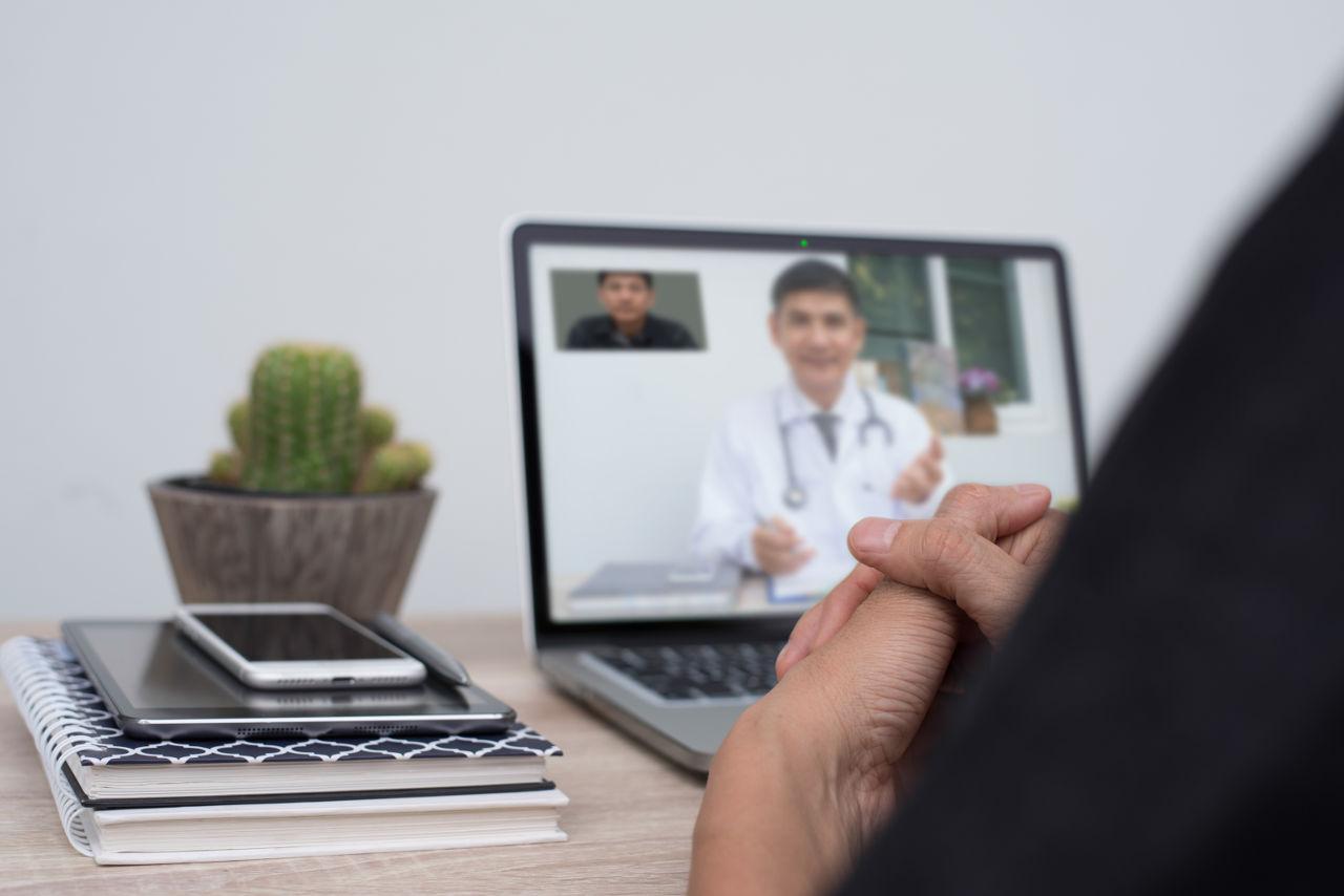 confinement telemedecine experience patient - Blog SFAM
