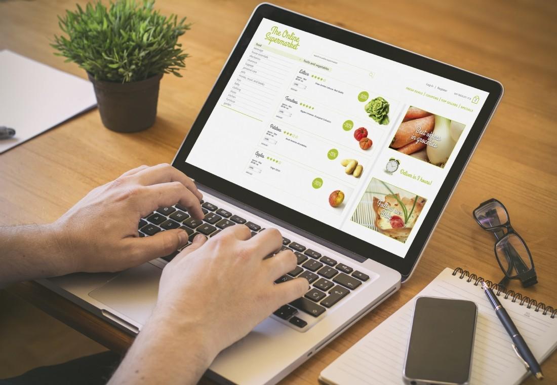 progression durable e-commerce alimentaire confinement - Blog SFAM
