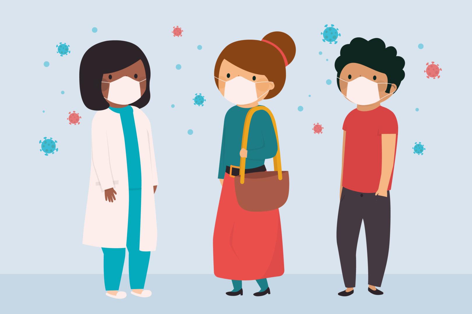 assurance maladie rembourser protection covid-19 entreprises - Blog SFAM