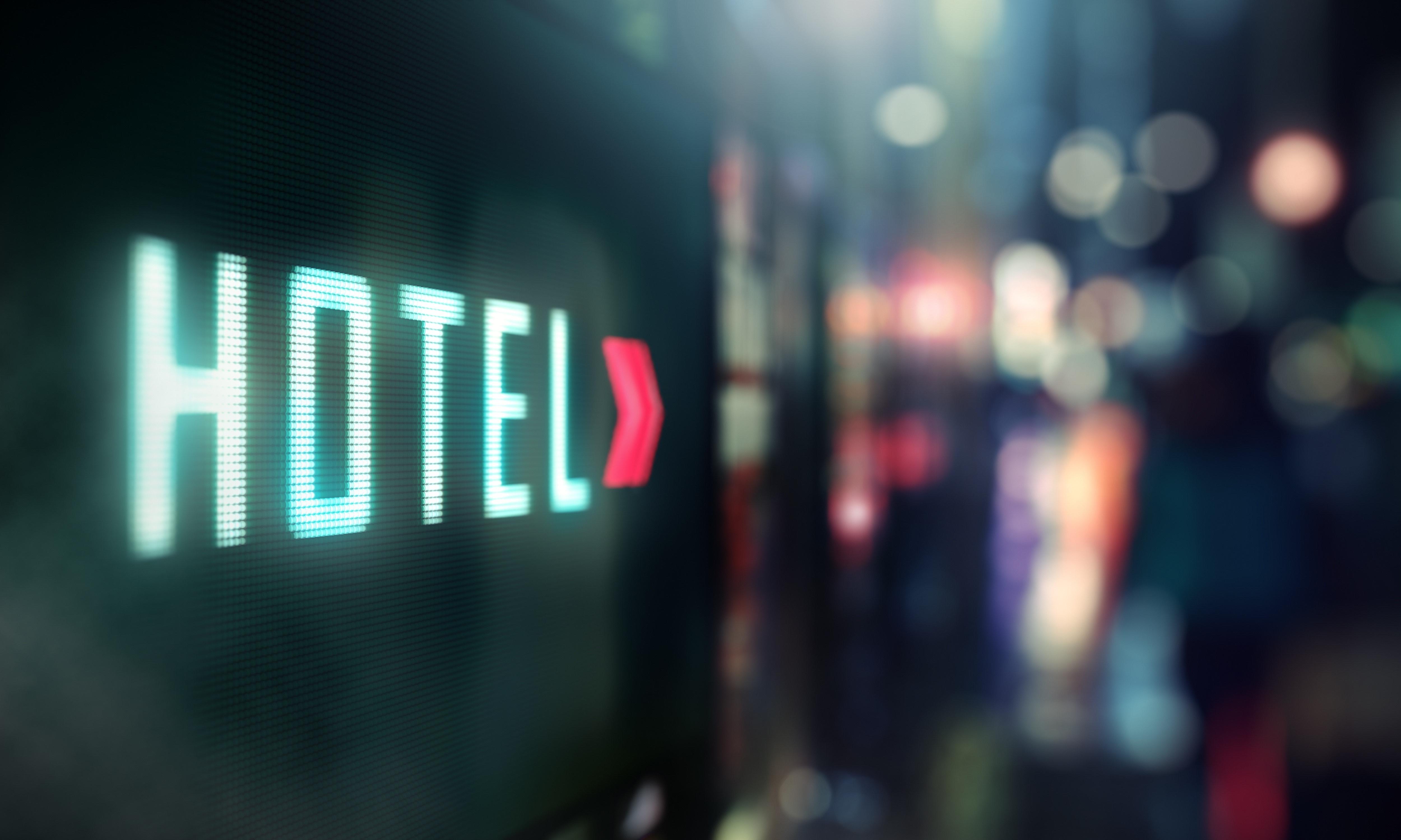 relations clients hôtels digitalisé